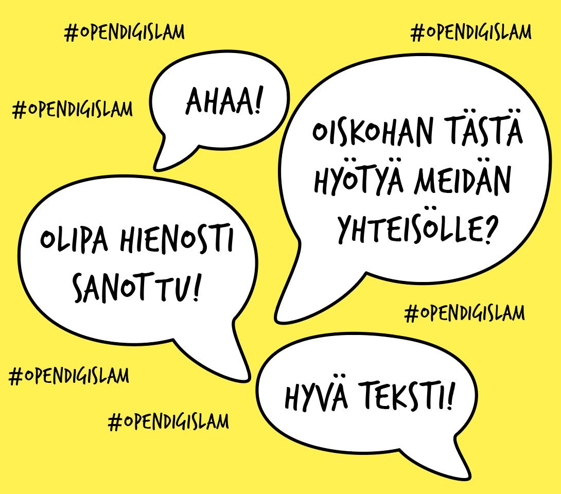 #opendigislam